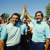 Jacklin With Ballesteros
