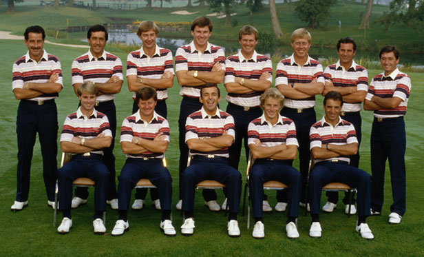 Ryder Cup 1985