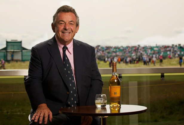Tony Jacklin Golf Legend
