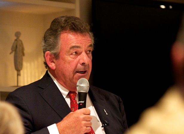 Tony Jacklin After Dinner Speaker