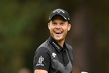 Danny Willett's